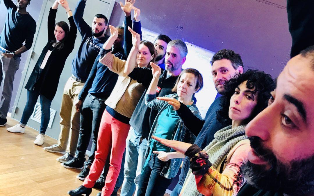 Festival Bruxelles-Babel : réunion créativité et mise-au-point